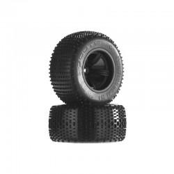 AR550019 Dirtrunner ST Tire/Wheel Glued Blk Re (2)