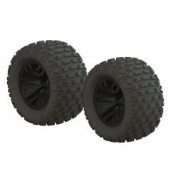 AR550044 dBoots Fortress MT Tire Set Glued Blk (2)