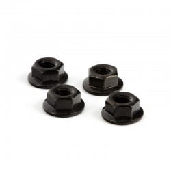 AR708003 Serrated Flange Wheel Nut 4mm (4)