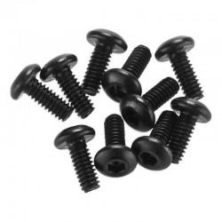 AR721205 Button Head Screw 2x5mm (10)