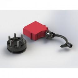 AR390103 ADS-08 Diff Locking Servo Set Nero