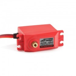 AR390139 ADS-15M V2 15kg Waterproof Servo Red