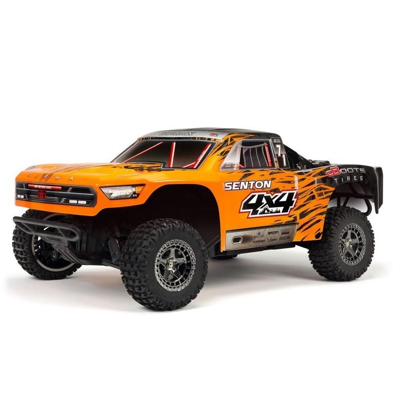 ARRMA Senton 4X4 3S BLX Orange/Black