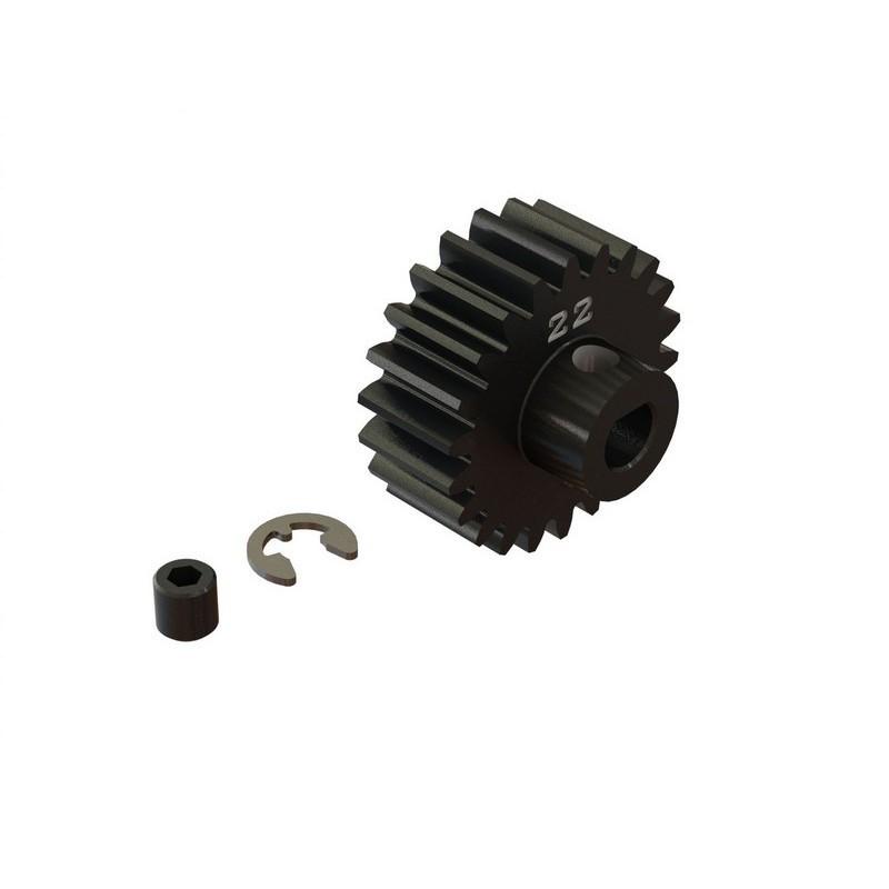 22T HD Mod1 Pinion Gear