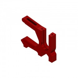 Sliding Motor Mount Red