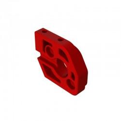 Aluminum Motor Plate (Red)