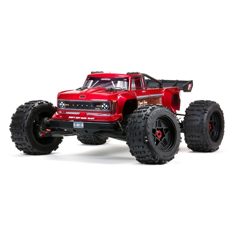 ARRMA OUTCAST 8S BLX 4WD Brushless Stunt Truck RTR