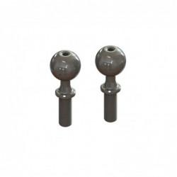 Pivot Ball - Fine Thread M6x14x37mm (2)