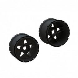 MT Wheel 4.9in 24mm Hex (1pr)