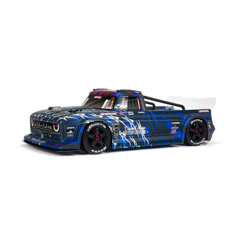 ARRMA INFRACTION 6S BLX All-Road Truck RTR, Blue