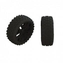Dboots '2HO' Tire Set Glued...