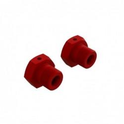 Wheel Hex 17mm Alum (2)