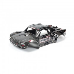 MOJAVE 1/7 EXB Painted Decaled Trimmed Body Black