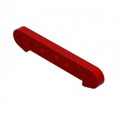Aluminum Rear Suspension Mount (Red)
