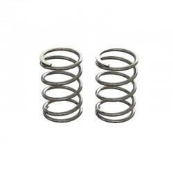 Shock Springs: 40mm 6.6N/mm (38lbf/in) (2)