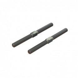Steel Turnbuckle M8x105mm...