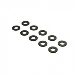 Washer 5.3x10x1mm (10)