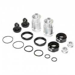 Shock Body Set, Silver with...