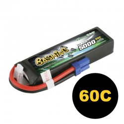 LiPo Battery 3S 5000mAh...