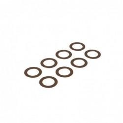 Shim 8x12x0.2mm (8)