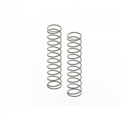 Shock Springs: 110mm 0.6N/mm (3.4lbf/In) (2)