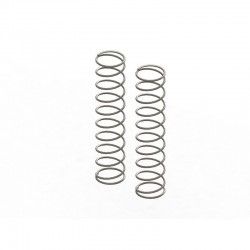 Shock Springs: 110mm 0.63N/mm (3.6lbf/In) (2)