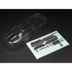 BIG ROCK CREW CAB 4X4 Clear Body (Inc. Decals)