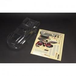Kraton 6S BLX Clear Bodyshell (inc. Decals)