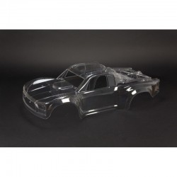 MOJAVE 6S BLX Clear Bodyshell (Inc. Decals)