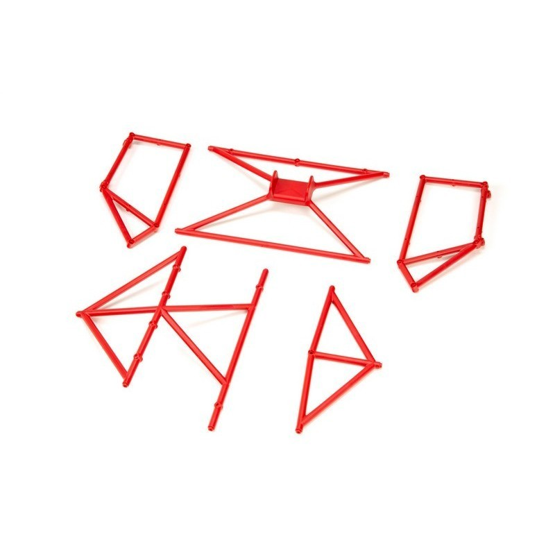 Roll Cage (Red)