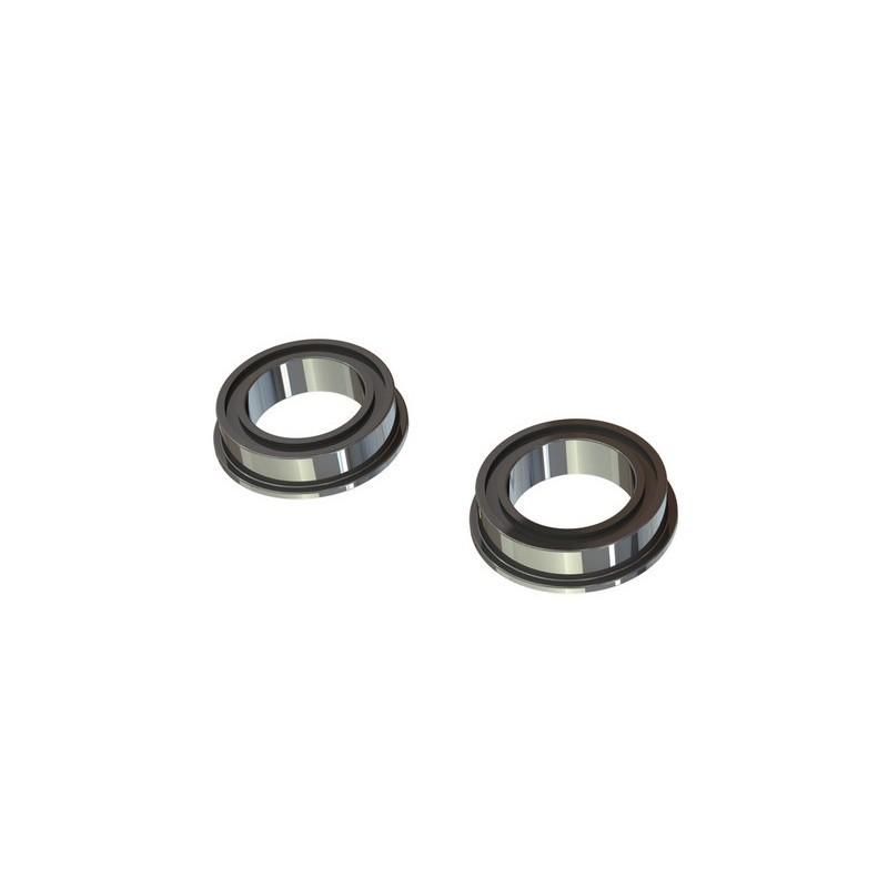 Flange Ball Bearing 10x15x4mm (2)