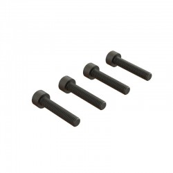 Cap Head Screw M4x20mm (4)