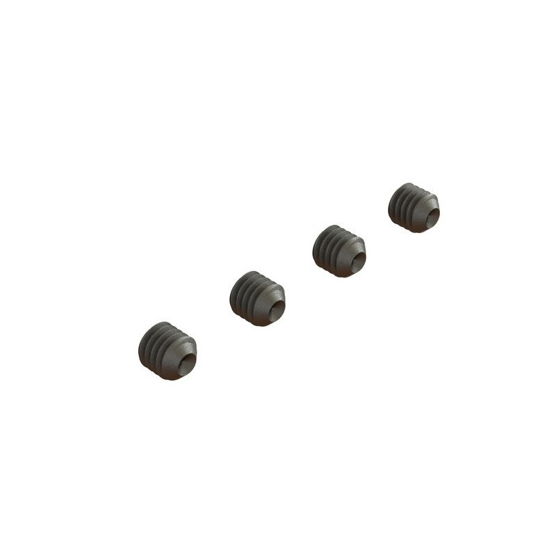 Set Screw M6x6mm (4)