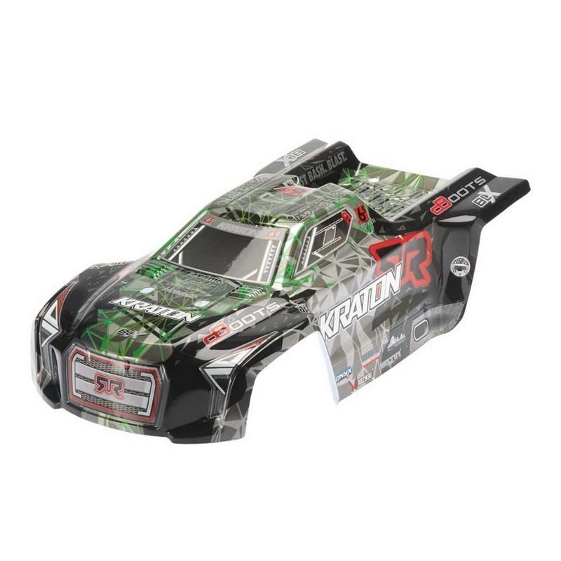 AR406053 Body Green/Black Kraton 6S Painted II