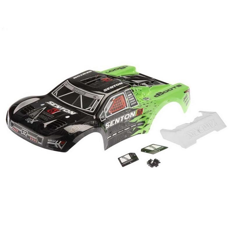 AR402167 Body Senton 6S Green Black II