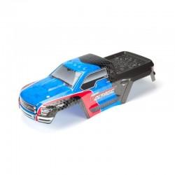 AR402198 Body Pntd/Decaled GRANITE VOLTAGE Blu/Blk