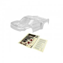 AR406131 SENTON 6S BLX Clear Body w/Decals