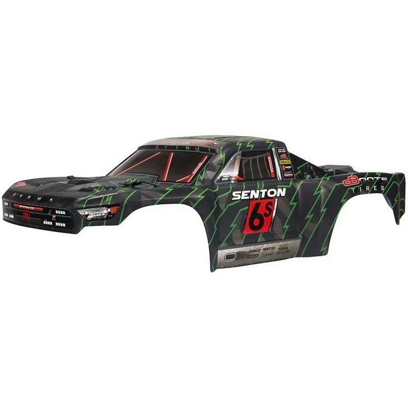 AR406144 SENTON 6S BLX Painted Body Black/Green