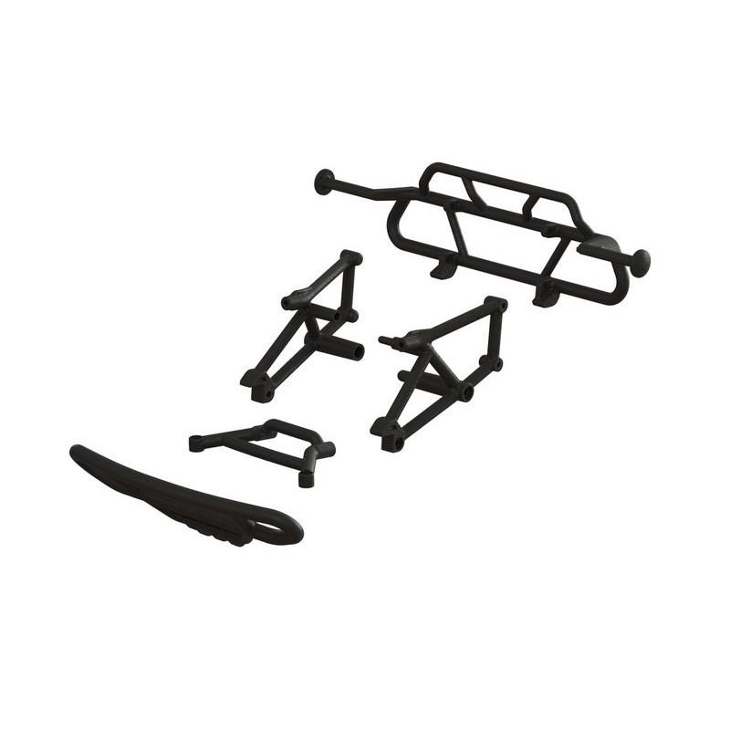 AR320405 SC Bumper Set 4x4 Senton Mega