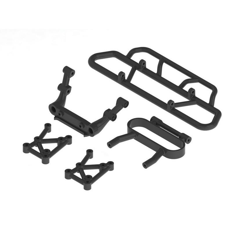 AR320275 Bumper Set Composite Rear Senton