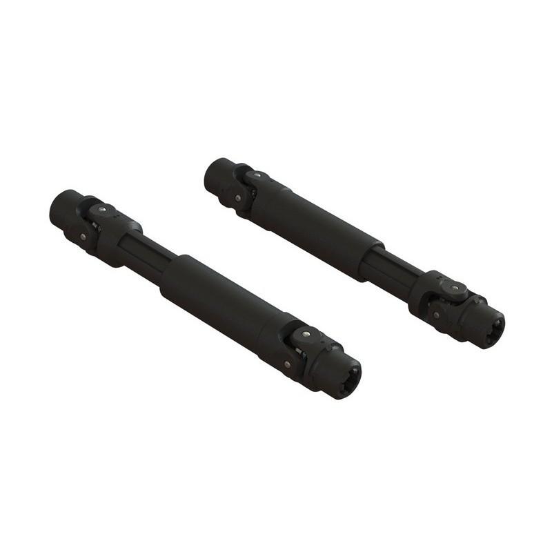 AR310864 Composite Rear Slider Driveshaft Set 4x4