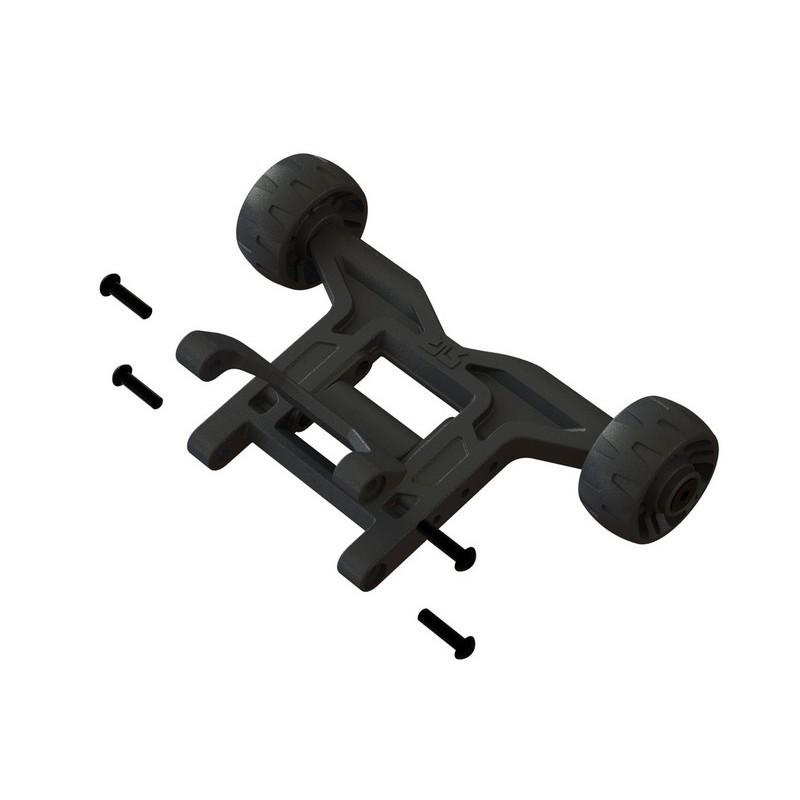 AR320403 Wheelie Bar Set 4x4 Granite Mega