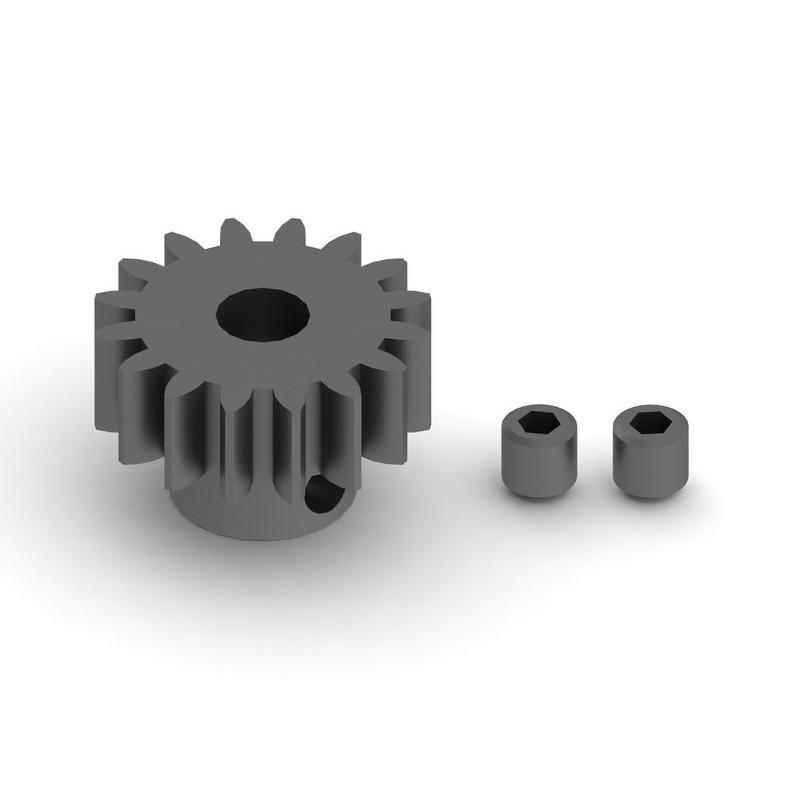 AR310477 Steel Pinion Gear 16T Mod1 5mm