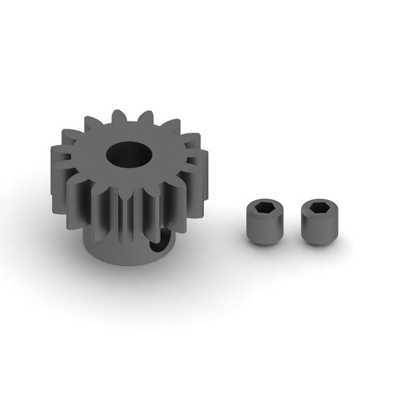 AR310476 Steel Pinion Gear 15T Mod1 5mm