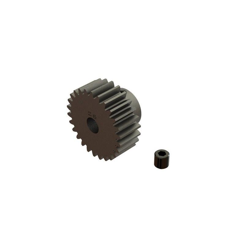 AR310877 Pinion Gear 26T 0.8 Mod 4x4 BLX 3S