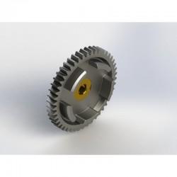 AR310577 Spur Gear Mod1 46T Nero