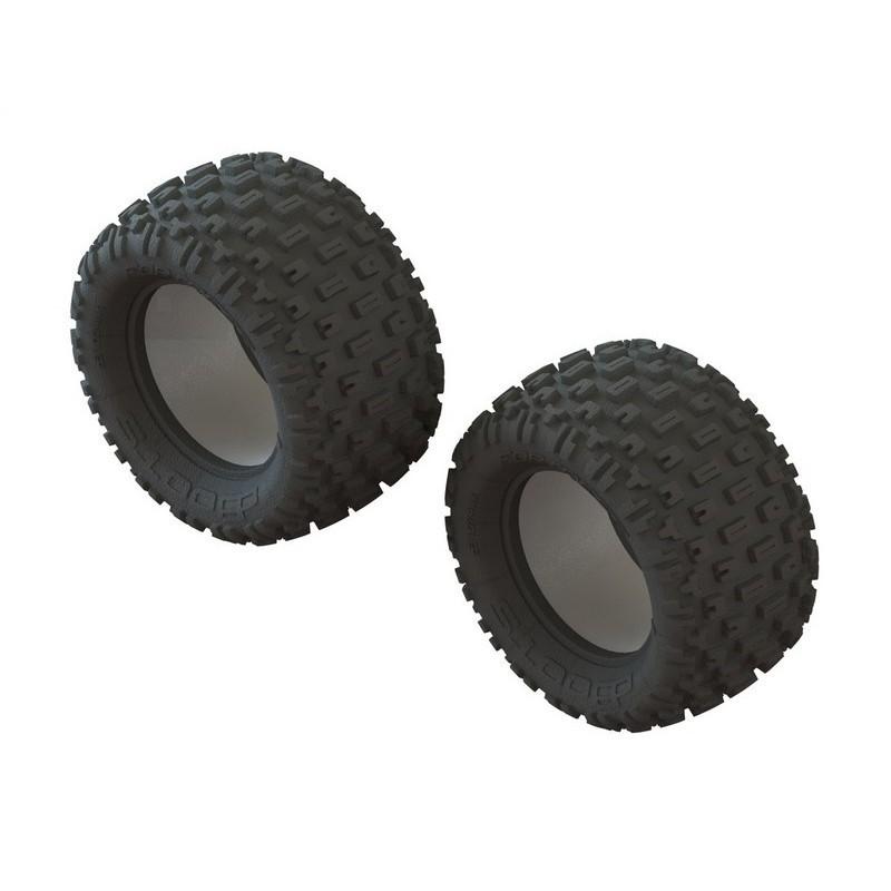 AR520045 Fortress MT Tire 2.8 Foam Inserts (2)