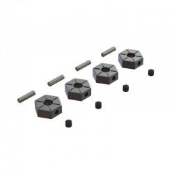 AR310816 Wheel Hex Metal 12mm (4)
