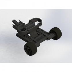 AR320255 Wheelie Bar Set Nero